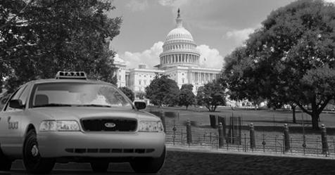 Taxi Service to Washington DC