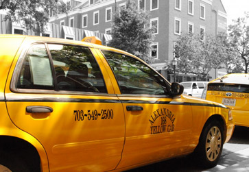 about us Alexandria Yellow Cab